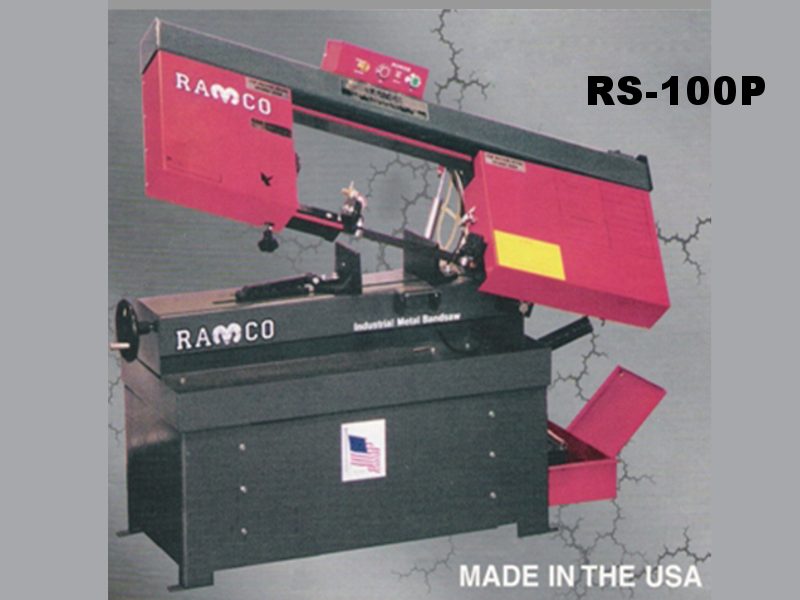 RS-100P Band Saw